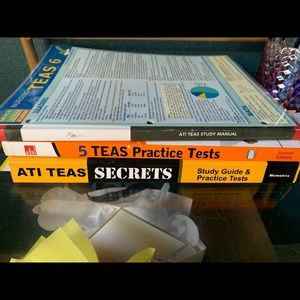 Teas test study guides